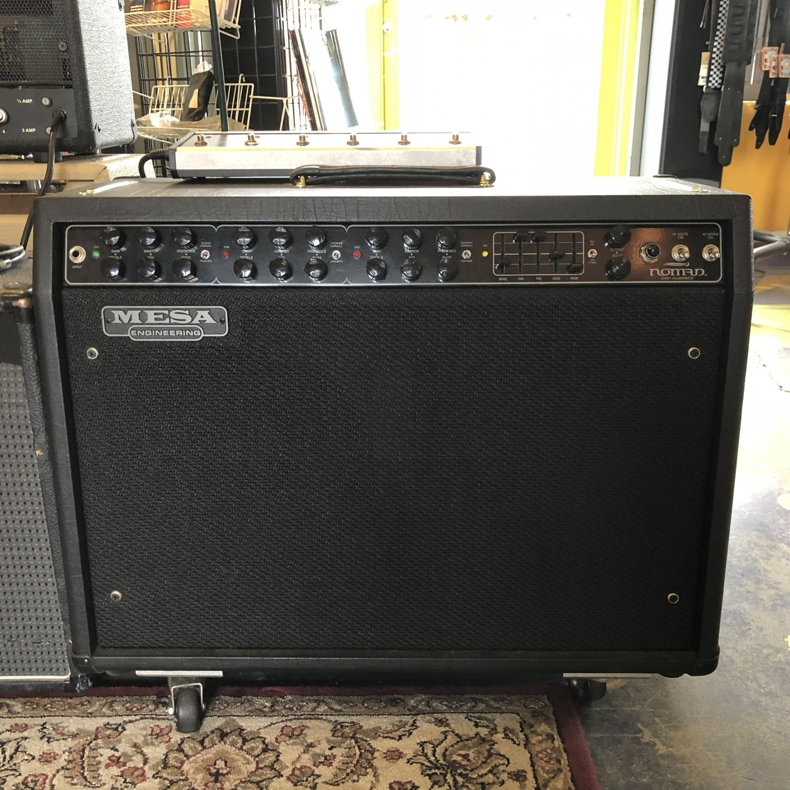 Mesa Boogie Nomad 100 2x12 Amplifier