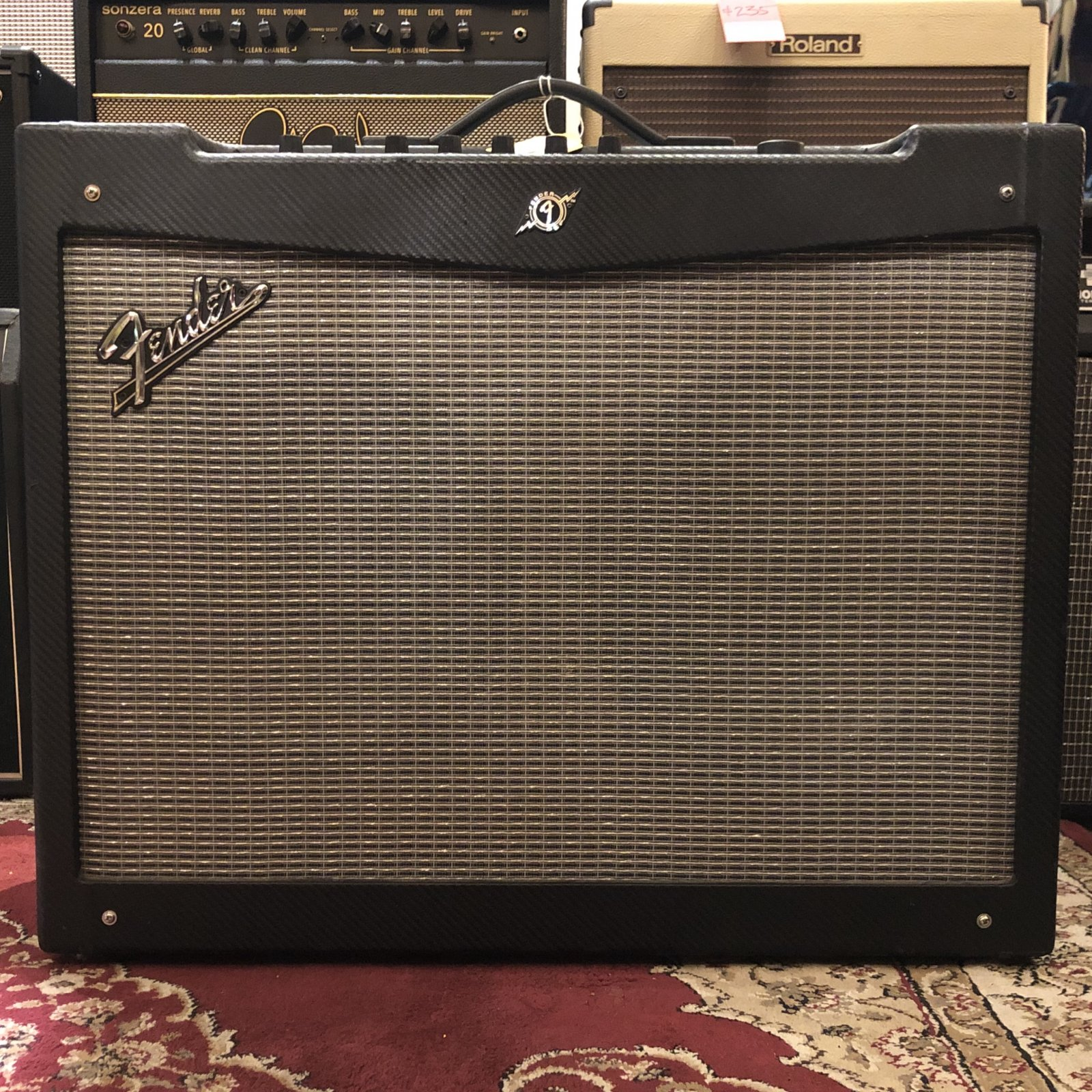 Used Fender Mustang IV Combo