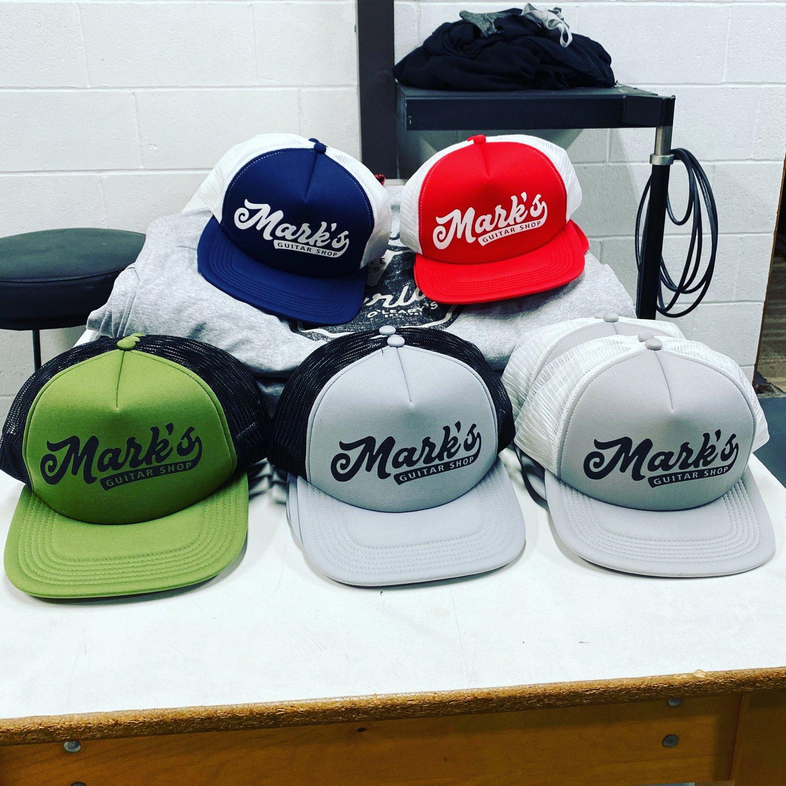 MGS Foam Trucker Hat