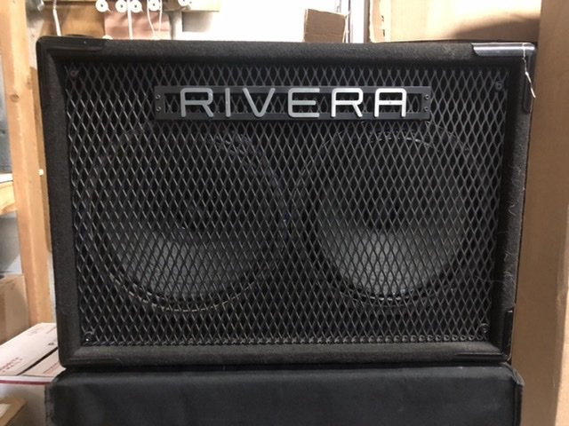 Used Rivera 2x12 Cabinet