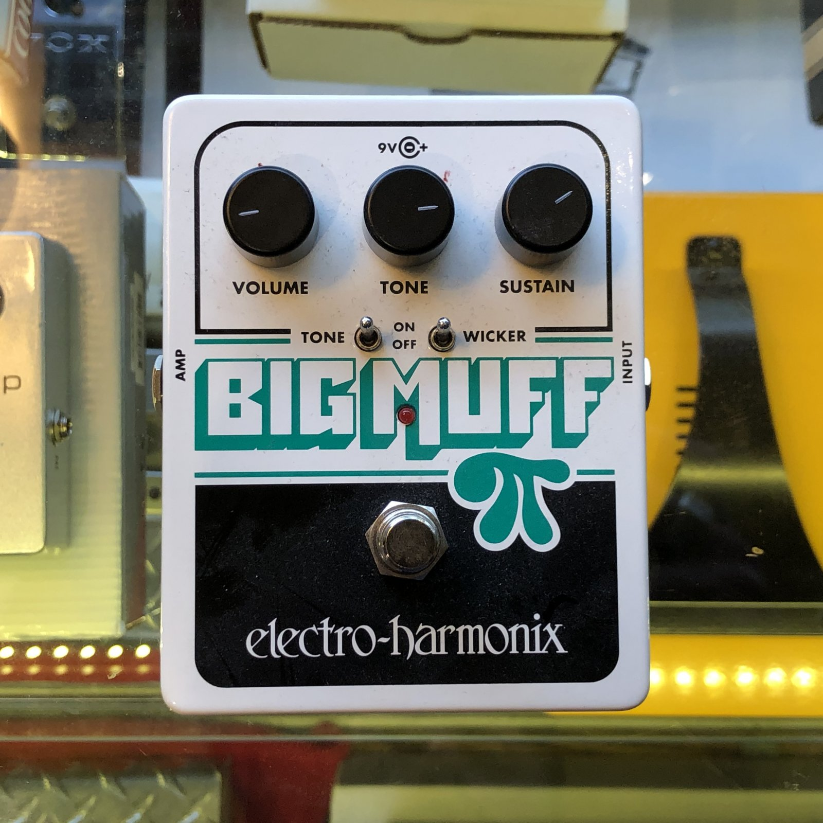 Used Electro Harmonix Big Muff with Tone Wicker