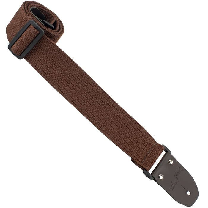 Henry Heller Deluxe Cotton Guitar Strap