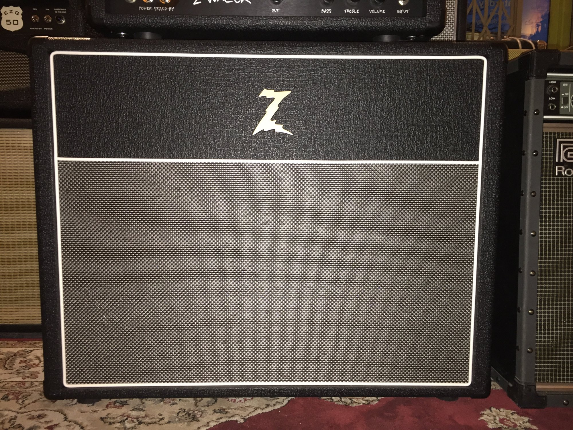 Used Dr. Z 2x12 Cabinet