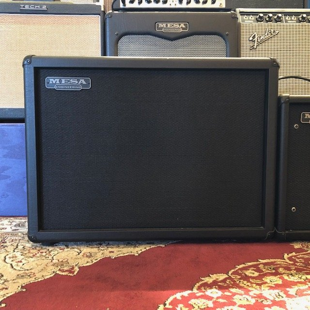 Mesa 1x12 Wide Body 3/4 back Cabinet