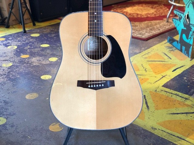 Used Ibanez PF6 Dreadnaught Acoustic