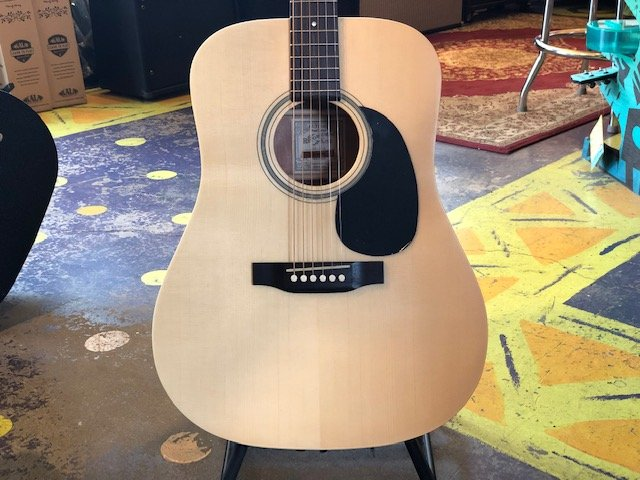 Recording King RD-M9M All-Solid Dreadnought Acoustic