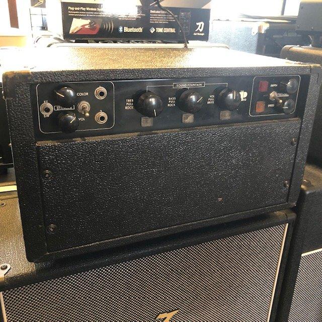 Garnet  The Pro B190D Amplifier