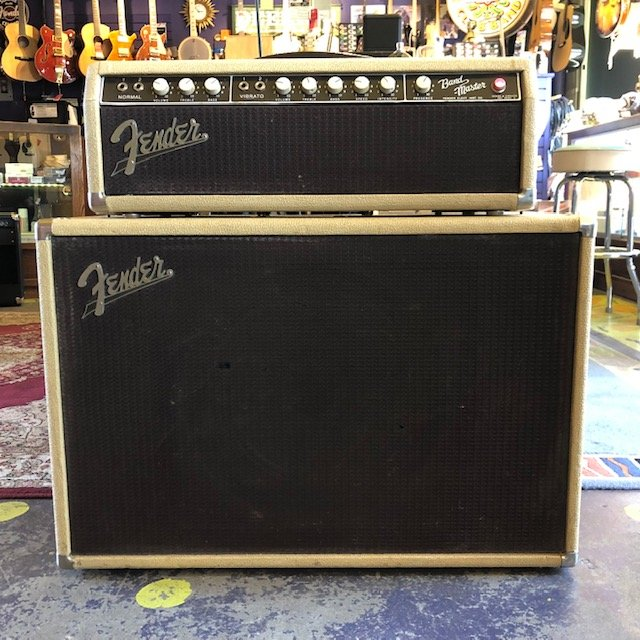 1963 Fender Bandmaster Head/Cab