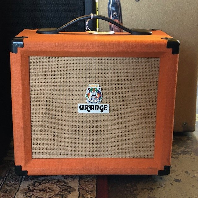 Used Orange AD-5 Amp