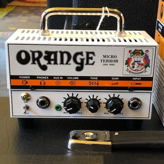 Orange MT20 Micro Terror 20-Watt Guitar Amp Head