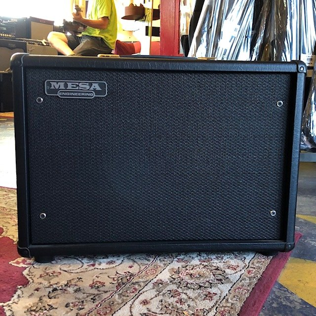 Used Mesa Open Back 1x12 Guitar Cabinet