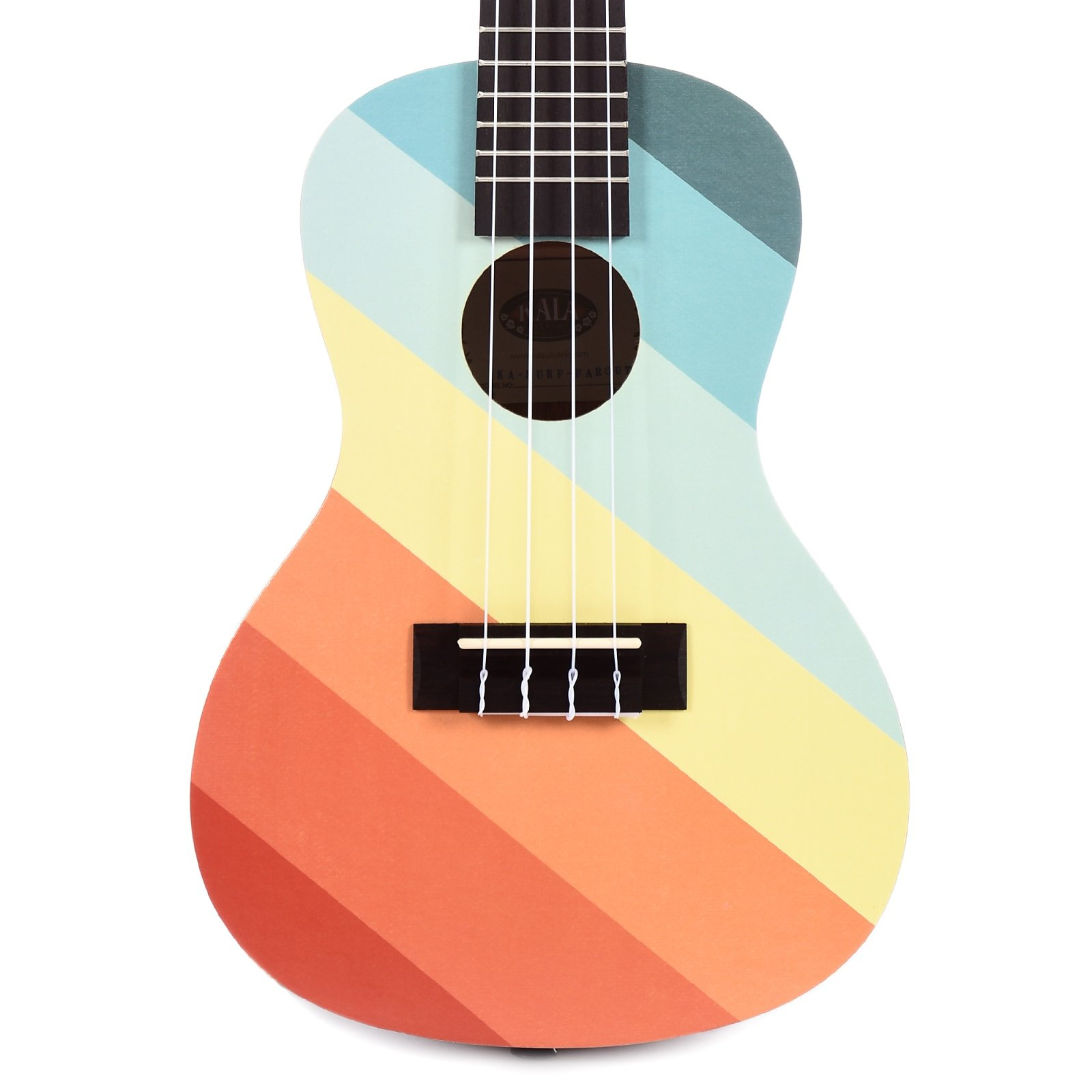 Kala Surf Series Ukulele Collection