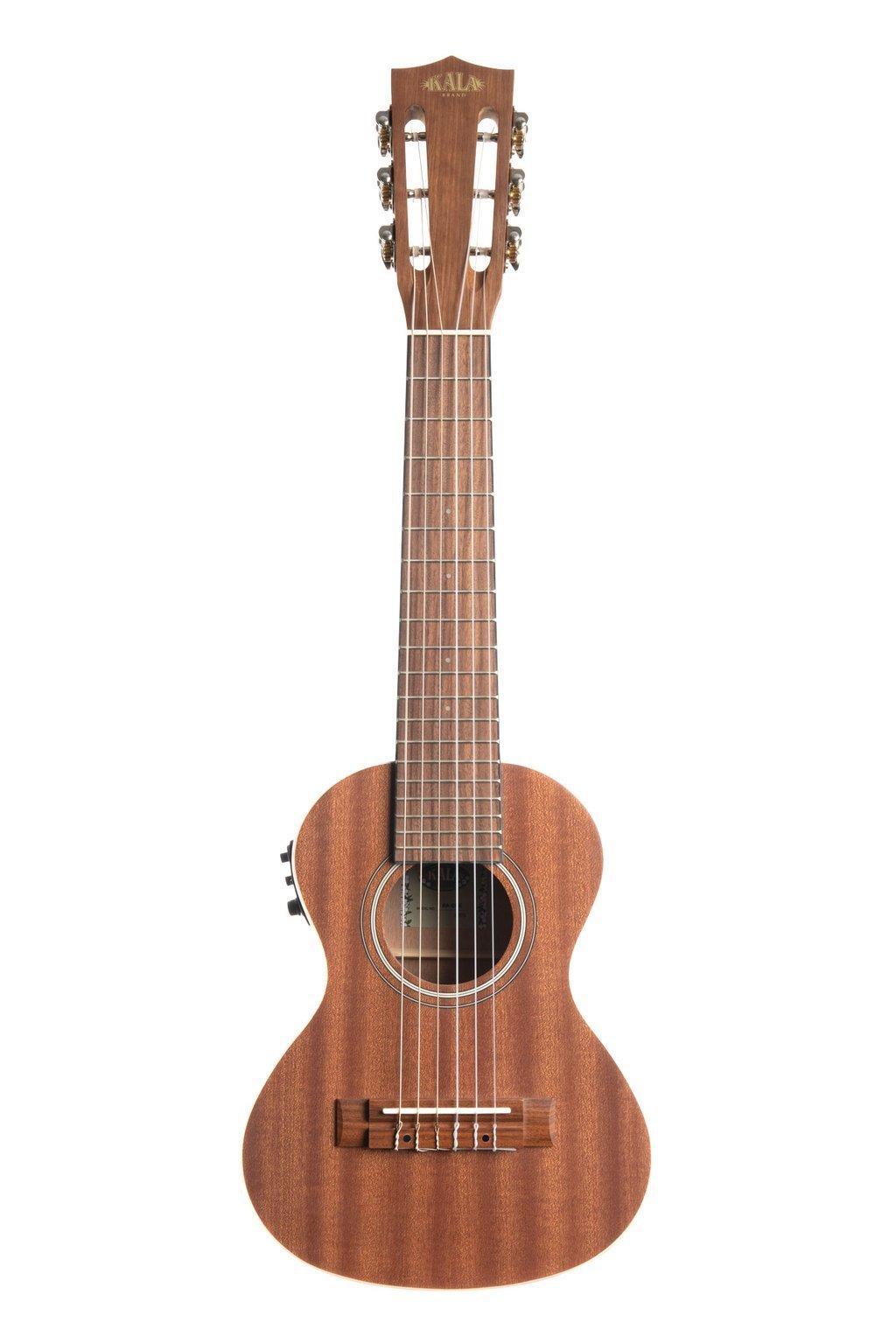 Kala Mahogany Guitarlele w/EQ