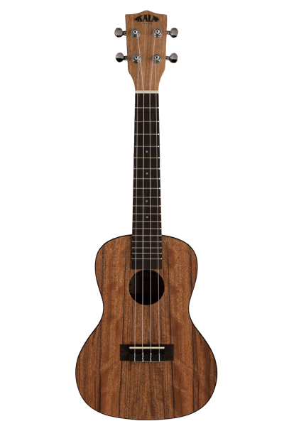 Kala Pacific Walnut Series Ukuleles