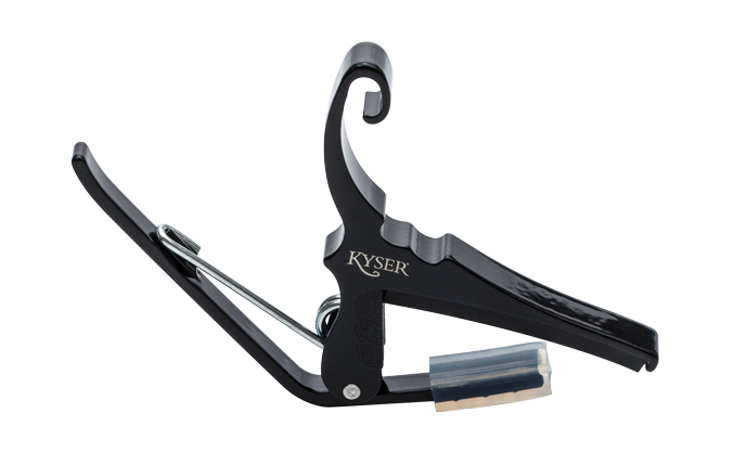 Kyser Quick-Change Capo Curved