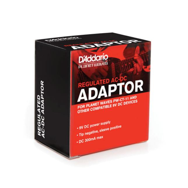 D'addario 9-Volt Power Adapter