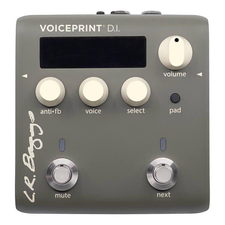 L.R. Baggs Voiceprint DI Guitar Impulse Response Pedal