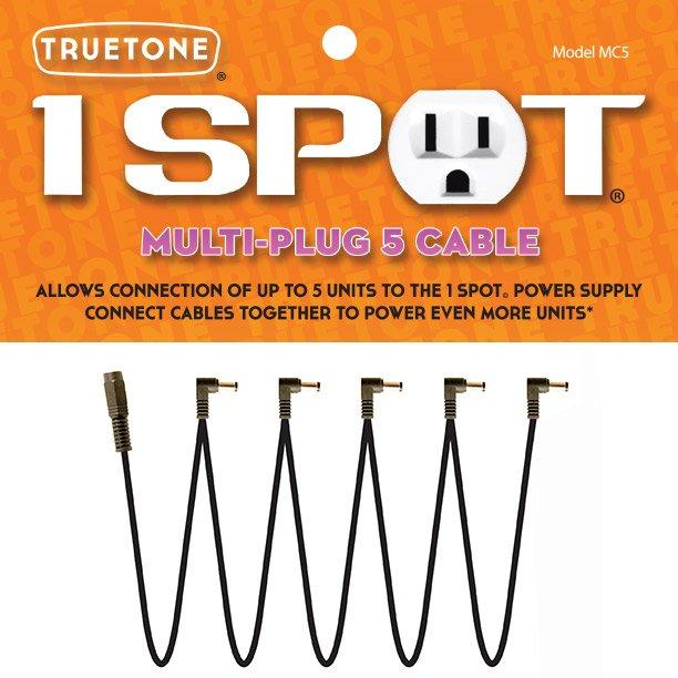 Truetone Multi-Plug Cables
