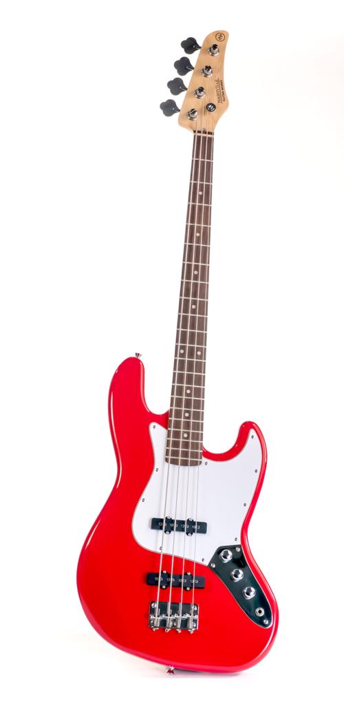 Nashville Guitar Works J Style Electric Bass