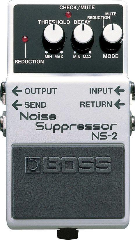 BOSS NOISE SUPPRESSOR/POWER