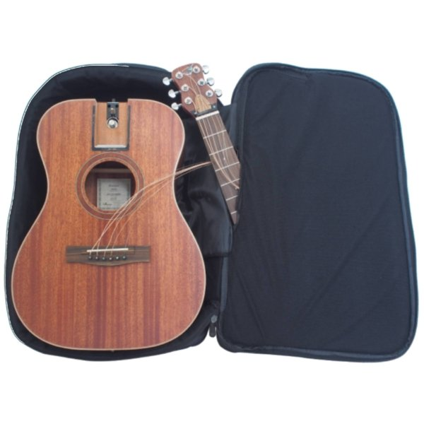 Journey Instruments Overhead Collapsible Acoustic Travel Guitars *Authorized Dealer*