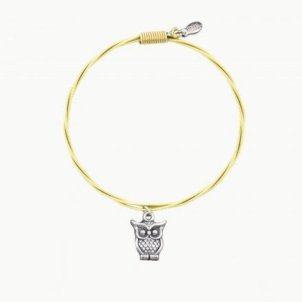 Strung Bracelet Owl-Free Bird