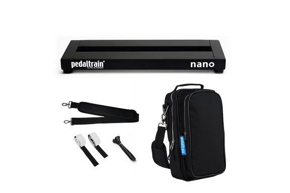 Pedaltrain Nano with Soft Case