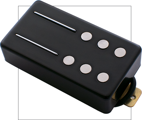 Railhammer Chisel Humbucking Pickups