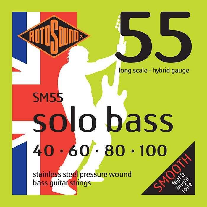 Rotosound Solo Bass 55