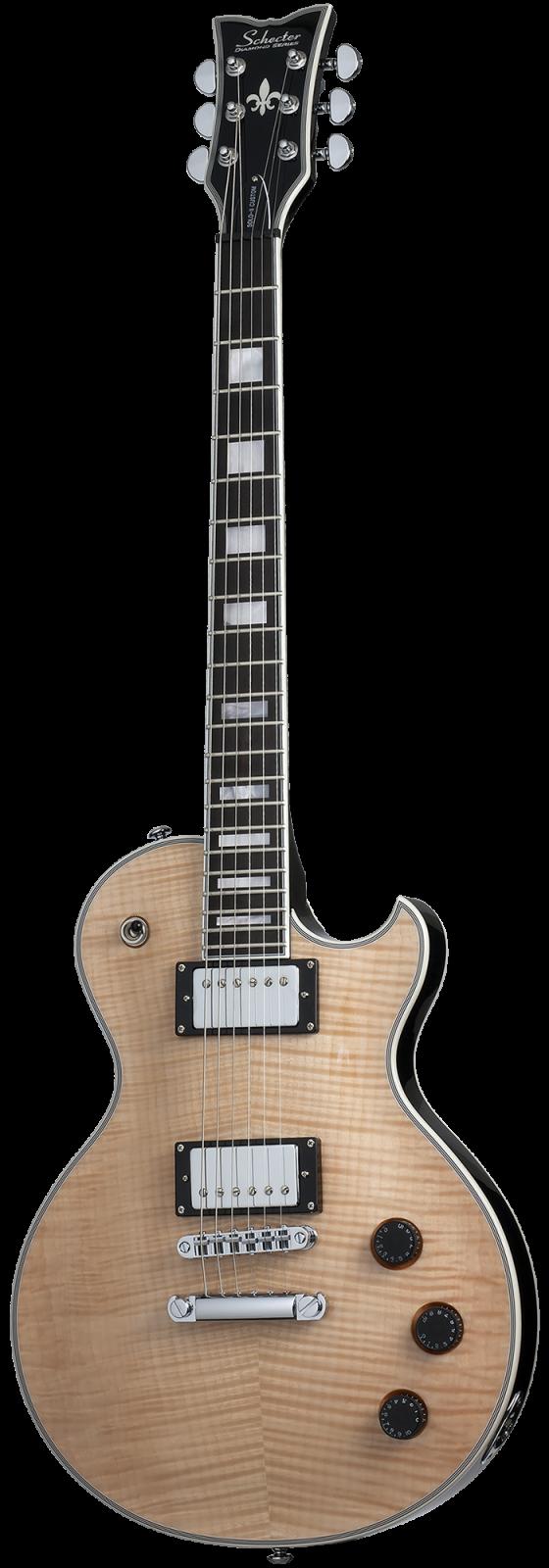 Schecter Guitar Research Solo II Custom