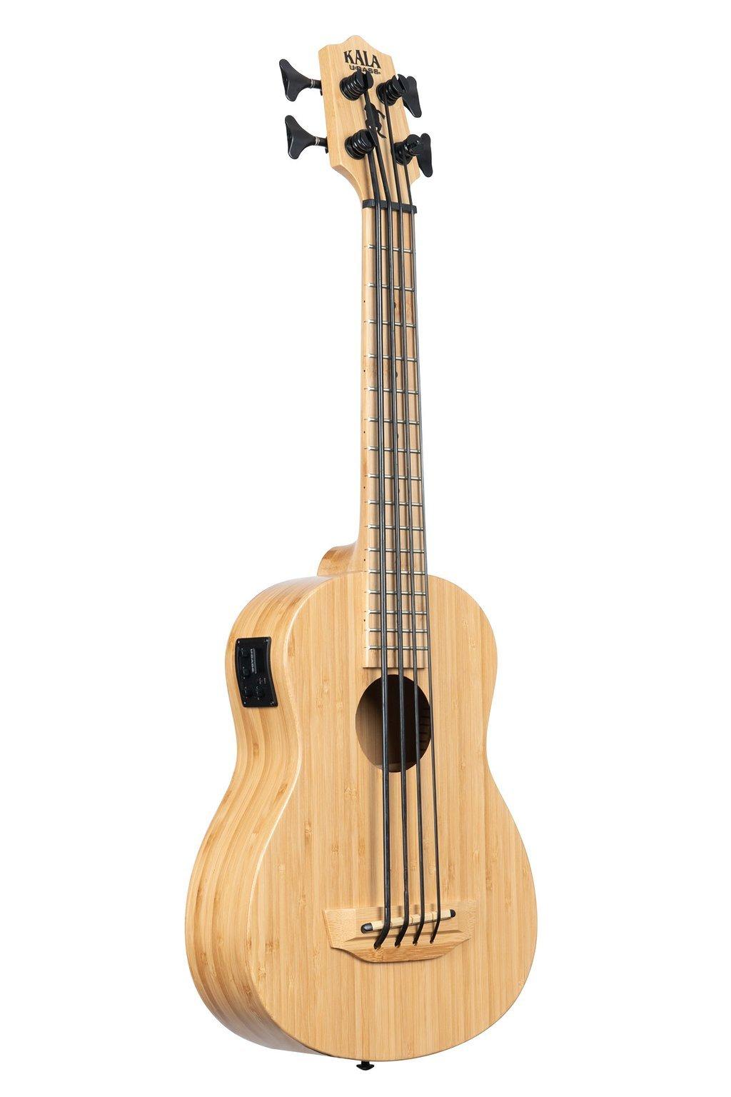 Kala Bamboo Fretted UBASS