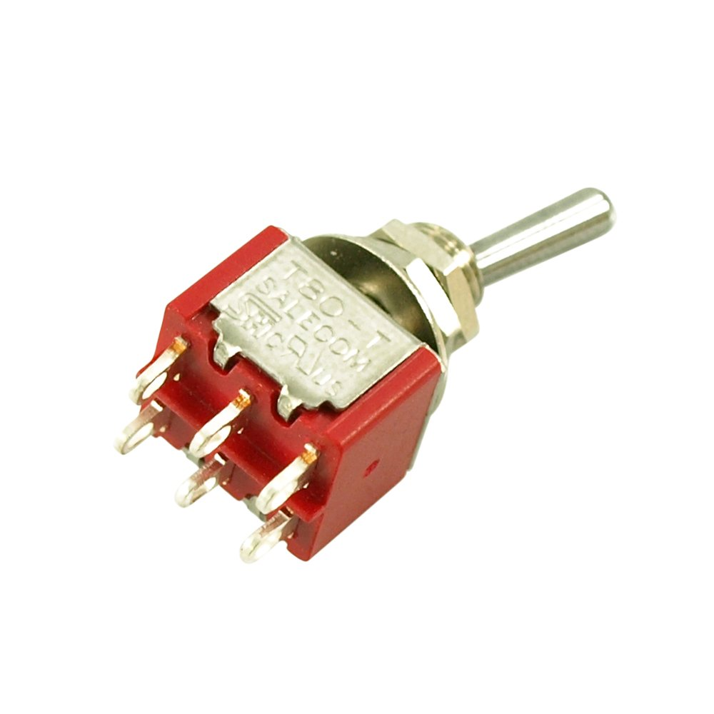 WD Mini Toggle Switch 2 or 3 Position