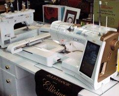 Ellisimo Babylock Machine