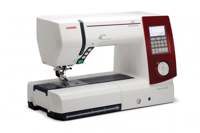 Janome Horizon Memory Craft 7700QCP