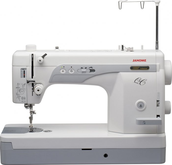 Janome 1600P QC Sewing and Quilting Machine