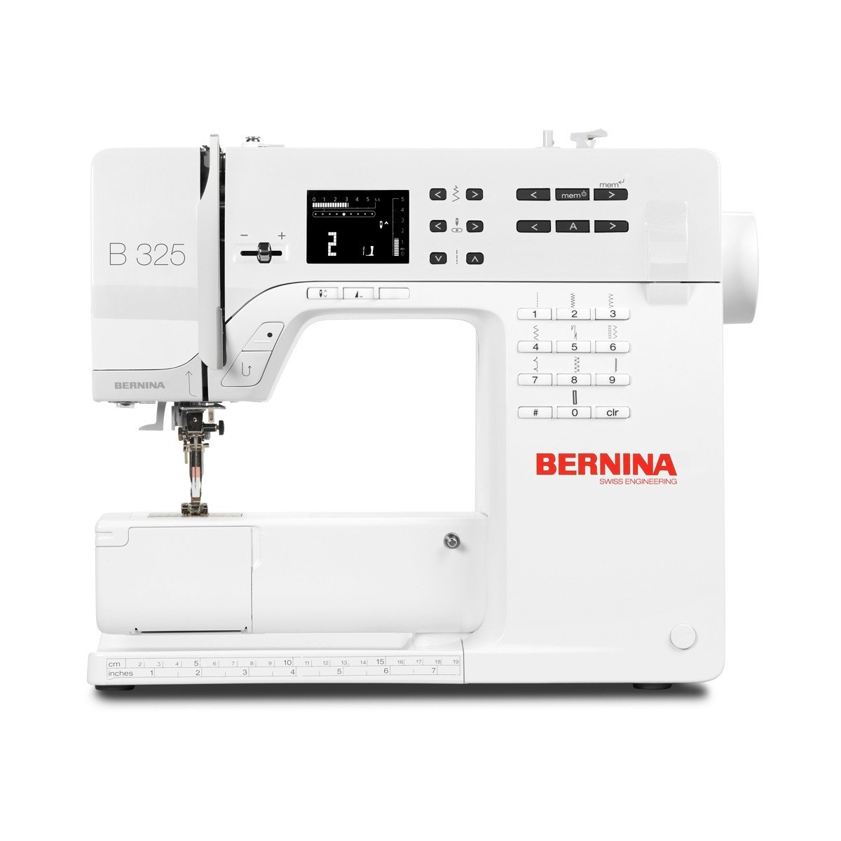 BERNINA B325C