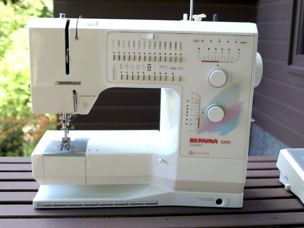 Bernina 1090 ~ $499