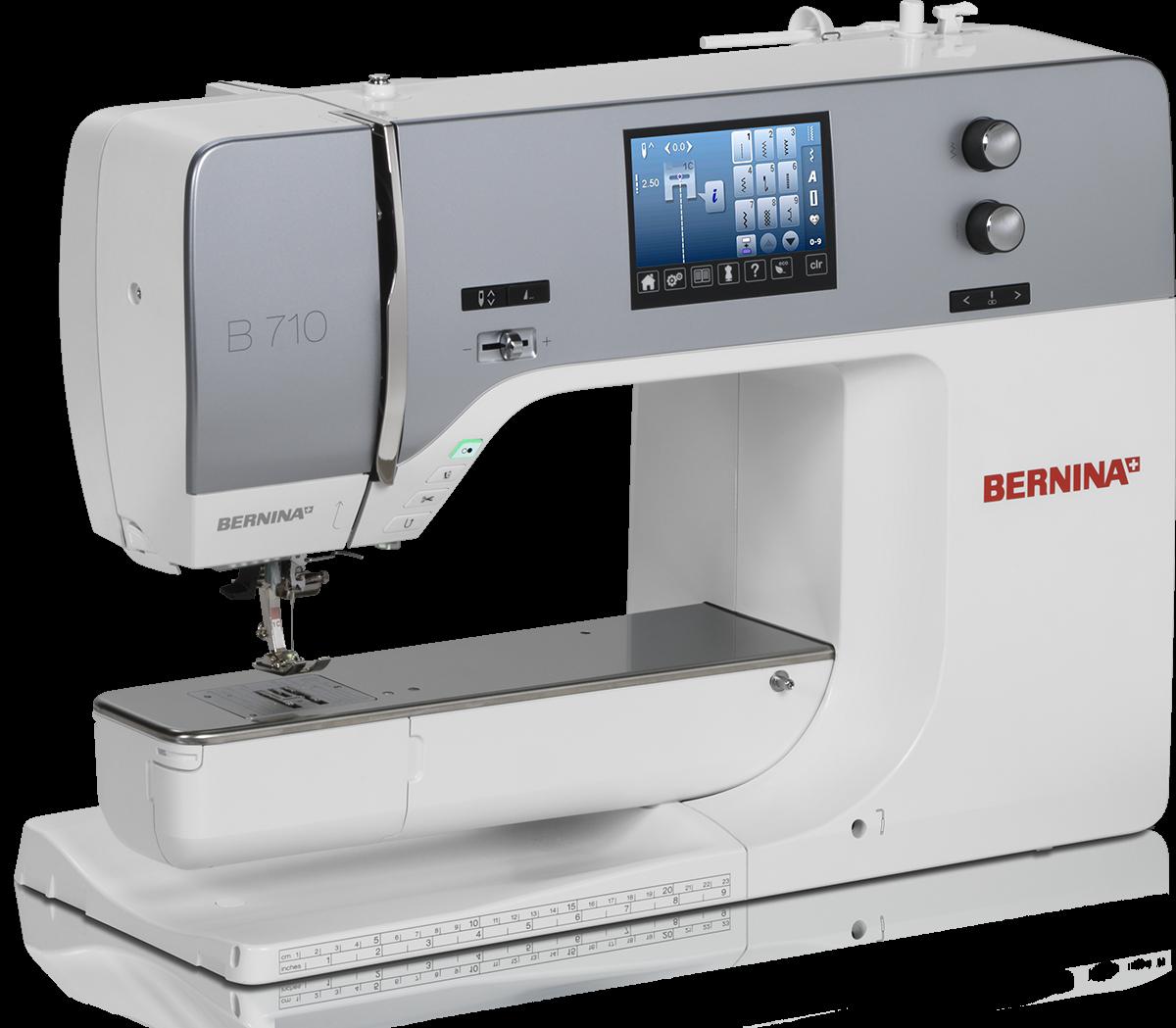 Bernina 710 (Pre-Owned)