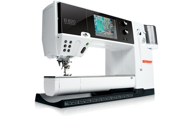 Bernina 820 Sewing Machine Review