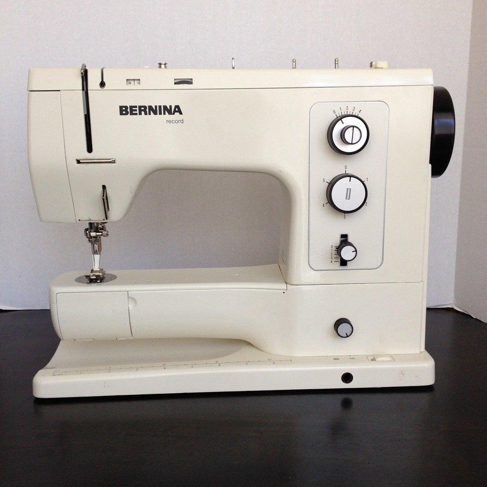 Bernina Record 830
