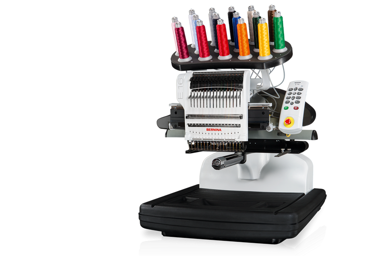 Bernina E16 Multi Needle Embroidery Machine