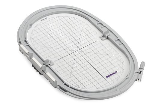 BERNINA LARGE OVAL HOOP TEMPLATE