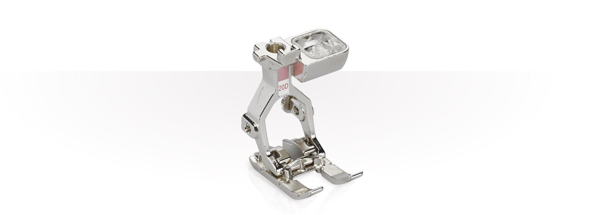 #20D OPEN EMBROIDERY FOOT (9MM)