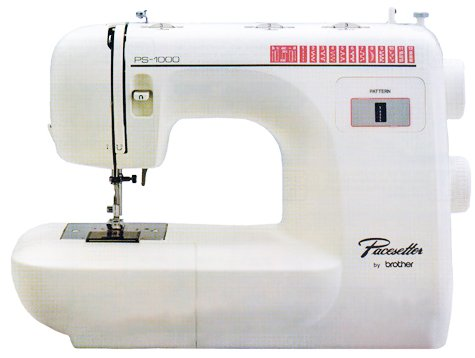 BROTHER PS40 Adorable Brother P 1000 Sewing Machine