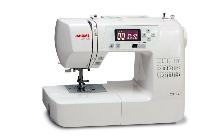 Janome New Home 40DC Delectable Janome 2030dc Sewing Machine