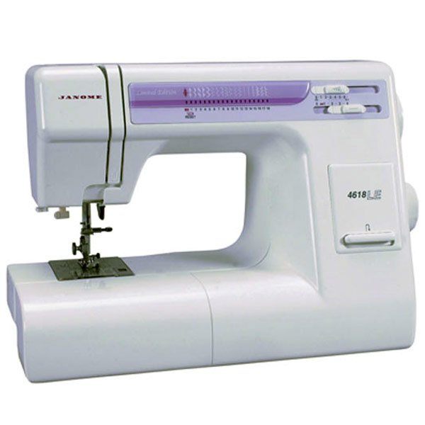 JANOME 40 PREOWNED Impressive Janome 4618 Sewing Machine Reviews