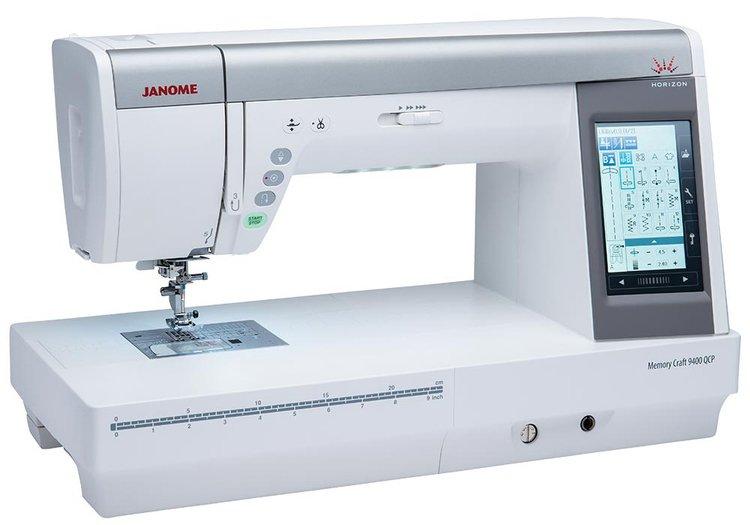 Janome MC9400