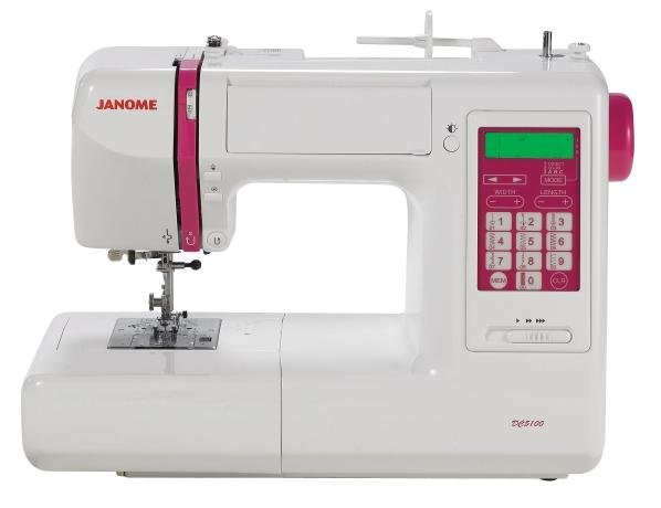 Janome DC5100 Mechanical Sewing Machine