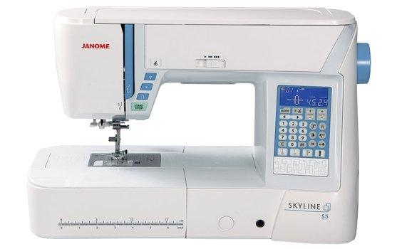 JANOME SKYLINE S5 ~ $1299