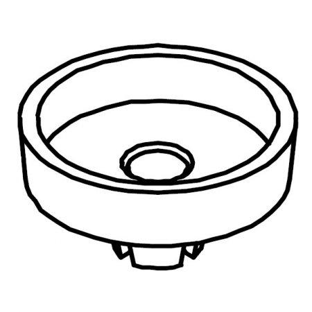 SMALL SPOOL CAP
